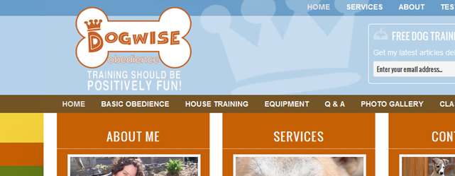 Dogwise-Obedience-Website