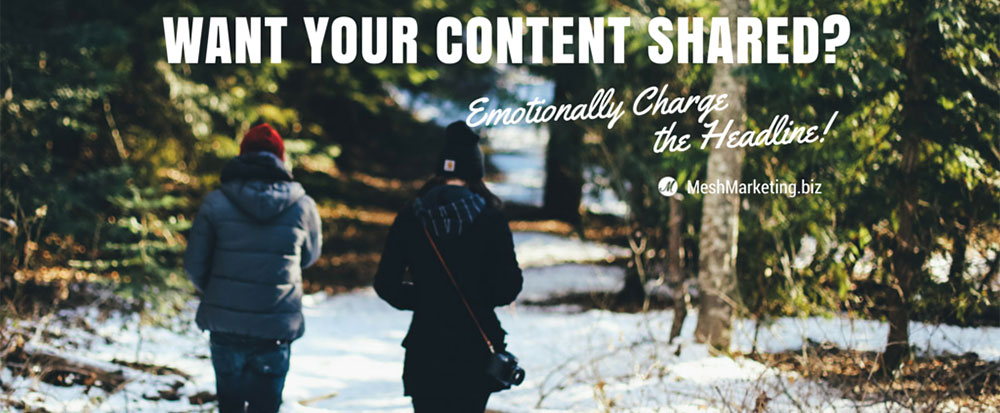 Want Your Content Shared?